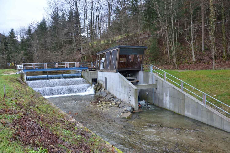 Wasserbau - KW JESSNITZ / Neubruck